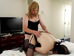Mistress Carli using Heather - part 1 of 2
