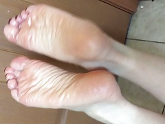 Shayna's Baby Oil Soles