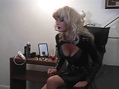 vintage tranny domination